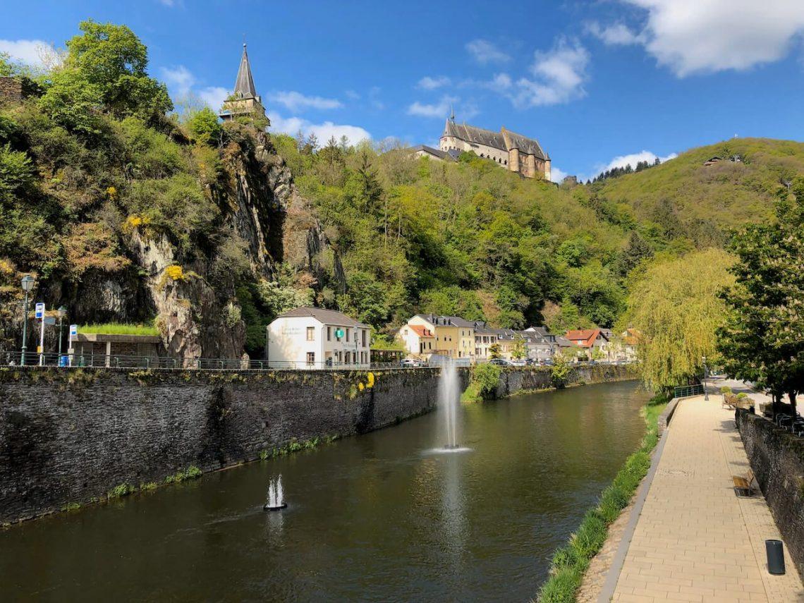 Vianden Castle - Ardennes