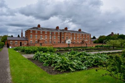 National Trust - The Workhouse, Southwell - National Trust - Little Moreton Hall