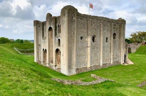 Castle Rising - Framlingham Castle