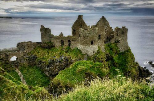 Dunluce Castle - Glenarm Castle