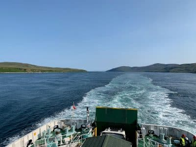 Ferry - Water transportation