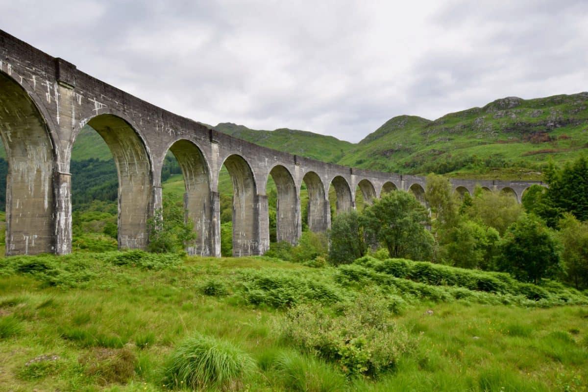 Glenfinnan Viaduct - Viaduct