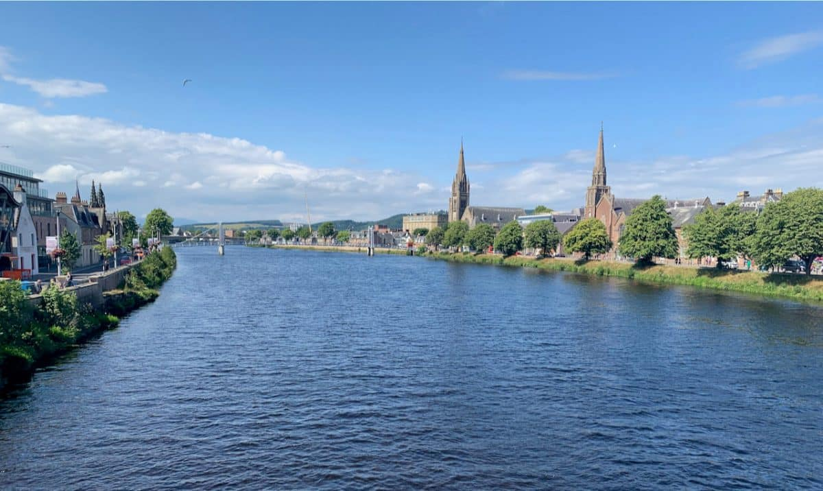 River Ness - Water resources